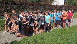 Bieg na Groń Jana Pawła II (15.09.2021)